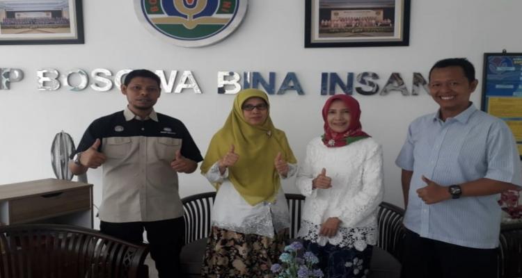 Supervisi Kepala Sekolah SMP Bina Insani Dinilai Sukses