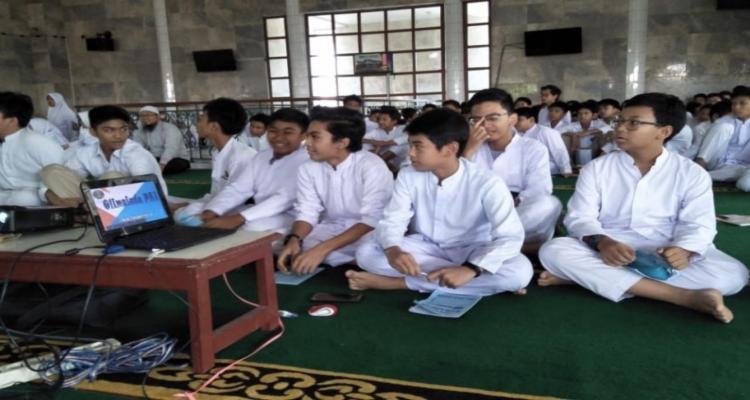 SMP Bosowa Bina Insani Gelar Pinter Ramadhan