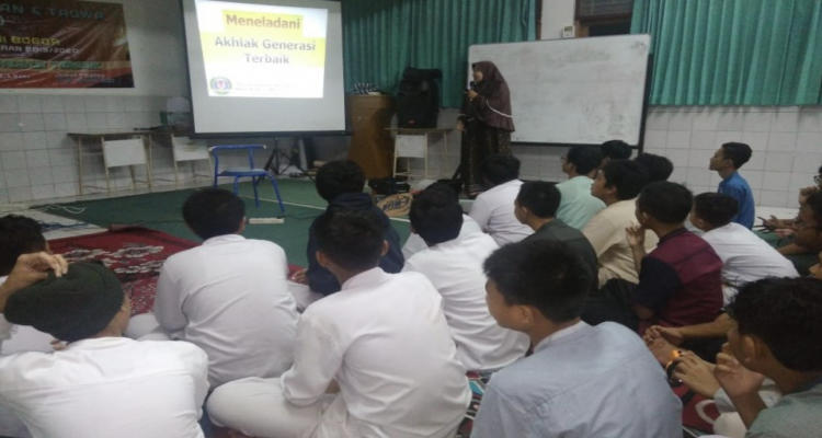 SMP Bina Insani Gelar Malam Bina Iman dan Takwa